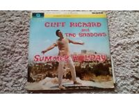 Cliff Richard and The Shadows Summer Holiday LP