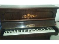Piano - full size upright. Almost free!!! (£20 )