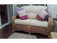 Conservatory Wicker Furniture, sofa, chair, table, chest