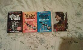 Hunger games bundle