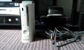 xbox 360 white no controller