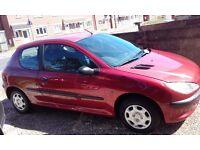Peugeot 206 - cheap car