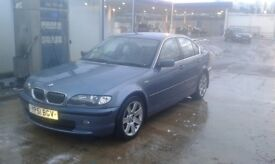 Bmw 320i long mot not Mercedes Lexus Audi