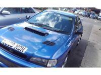 Suburu imprezza sport 4WD 2L 1998
