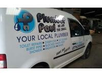 Plumber Paul /Bathroom fitter