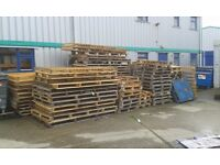 USED WOODEN PALLETS IDEAL FOR FURNITURE MAKING?