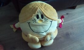 Little Miss Sunshine teddy bear in great condition