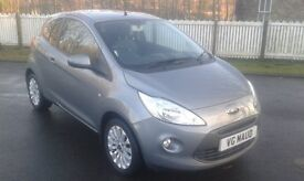2013 (13) Ford Ka 1.2 Zetec - Only Done 13,000 Miles