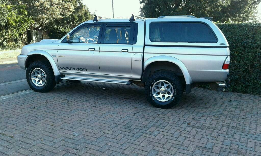 NOW SOLD    2003 MITSUBISHI L200 WARRIOR 2 5TD ( NOW SOLD ) | in Herne Bay,  Kent | Gumtree