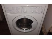 **INDESIT**WASHER DRYER**£100**DELIVERY**WASHING MACHINE**DRYER**