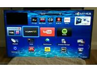 55in Samsung SMART 3D WI-FI TV FREEVIEW/SAT HD CAMERA [NO STAND]