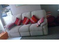 M&S 5seater sofa
