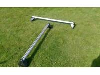 Vauxhall Vectra roof bars