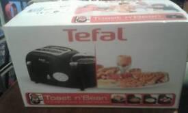Unused multi function toaster rrp around £36