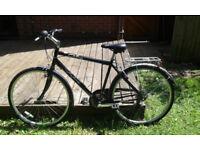 Falcon Orleans Comfort Unisex Hybrid Bike Bicycle Medium (Frame 18'')