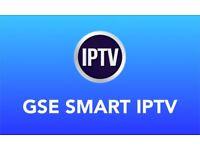GSE Smart IPTV, Apple, Ipad