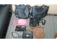 7 Women Hand Bags - Bulk Sale