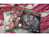 Xbox One Games. Evolve and W2K15. Both Great Condition. Only £3.50 each, Fab Stocking Fillers!