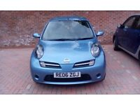 Nissan Micra (06) with Low Mileage