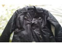 Ladies Black Jacket