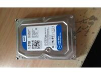 1tb hard drive (sata)