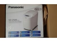 Panasonic Breadmaker SD 2500 WXC - New!