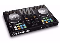 NI Traktor Kontrol S2 Mk2 DJ Controller - Perfect Condition + Software Included 180 no offers
