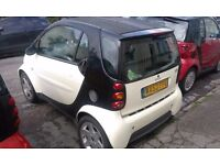 Smart City Pure 61 semi auto 0.7 coupe 2003 10 m mot
