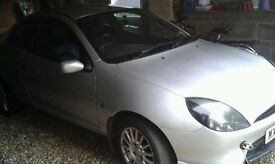 2002 Ford Puma 1.7 Thunder for repair- Somerset