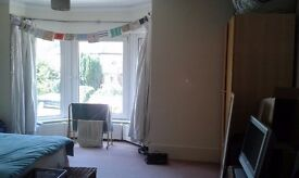 Large double room in house share with 2 females