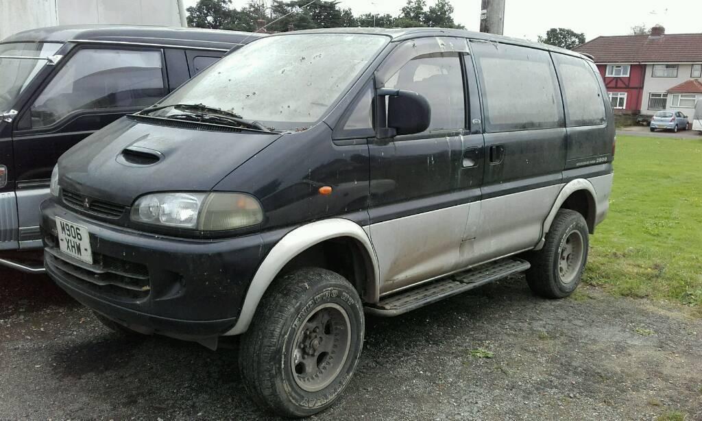 Mitsubishi Delica L300 & L400 Parts