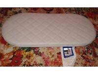 Moses basket Mattress *brand NEW never used*