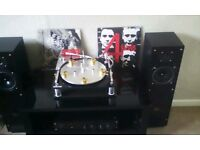 Wanted all turntables dj equipment