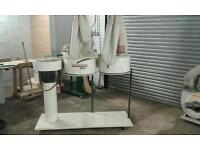 Axminister 2 bag dust extractor