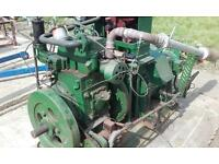 Ruston Hornsby 1vto diesel + generator