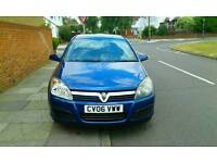 2006 VAUXHALL ASTRA 1.8 AUTO DRIVES GREAT LONG MOT LOW MILES