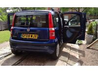 FIAT Panda 1.2 2008 Automatic Eleganza top spec model, Lady Owner, Full Service History £1,595
