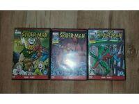 3 Spiderman DVD`s