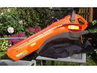 Flymo Garden Leaf Blower & Vacuum. 2700W Turbo