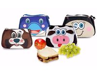 *** SALE Snack Pets Kids Freezable School Nursery Cold Lunch Food Box Bag Play Mat Travel ***