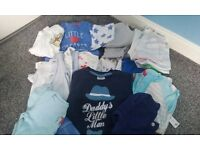 Baby clothing bundle NB/up to 1 month