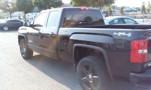 "Gmc black 20"" rims"