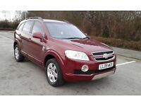 chevrolet captiva le 2.0cc,tdi,diesel automatic,2009 ,7 seatar,for sale