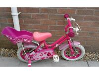 Girls Apollo Sweetie First Bike Bicycle