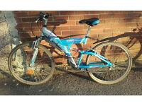Reebok Venus mountain bike