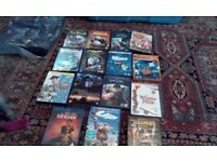 Selection of children's dvds