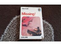 Missing by alex croft