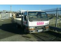 Mitsubishi canter 3.5 tonne spares or repairs lwb