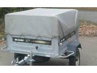Trailer - Daxara 137 inc height extension - excellent condition
