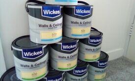 Brand New - Unopened Primrose Emulsion Paint